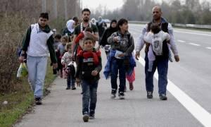 Στους 57.155 οι πρόσφυγες σε όλη τη χώρα