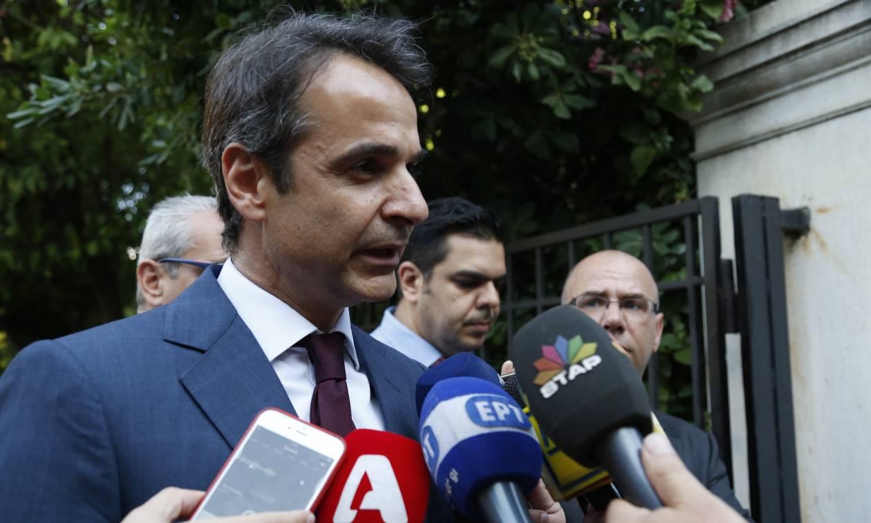 Επίθεση Κωνσταντινούπολη - Μητσοτάκης: Καταδικάζουμε την τρομοκρατία από όπου και αν προέρχεται