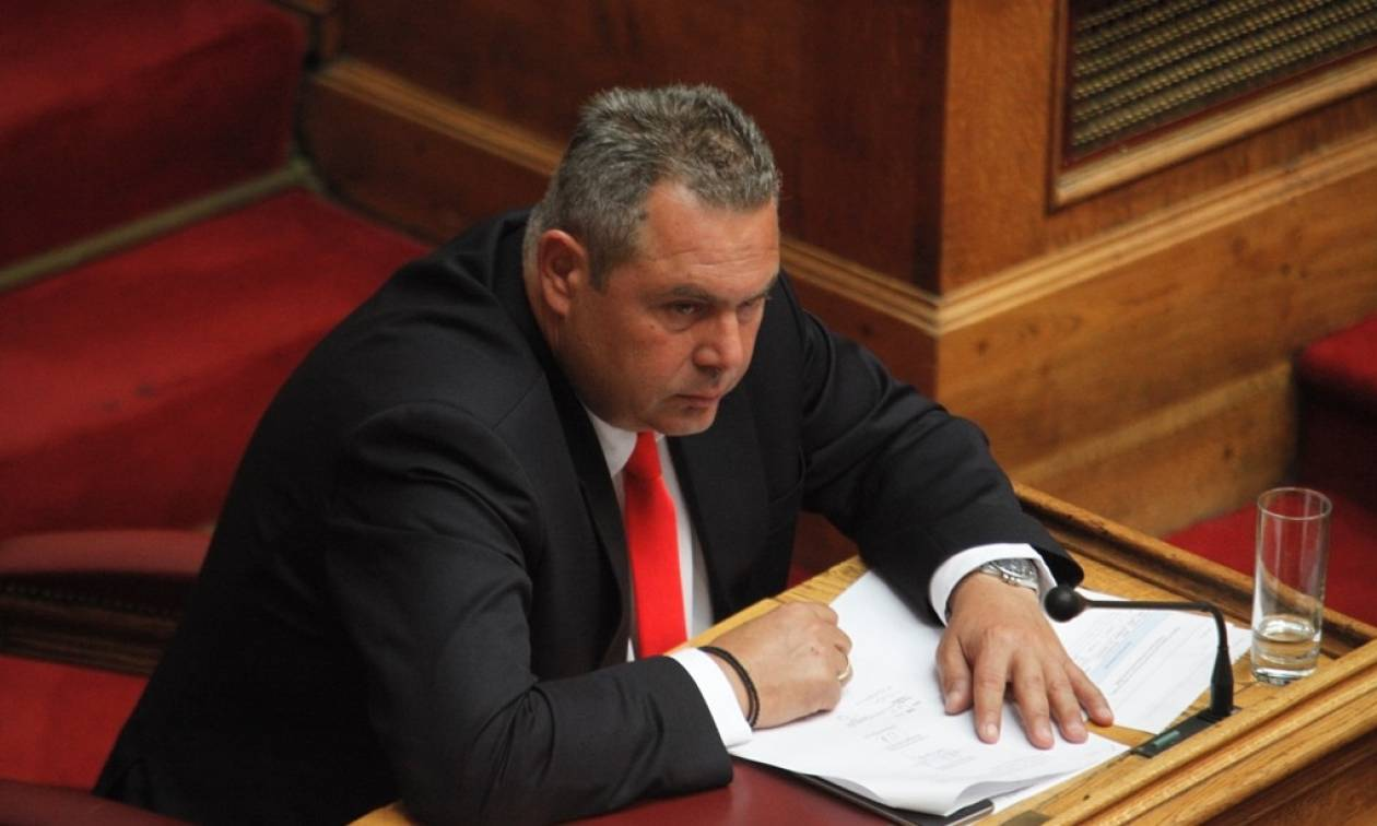 Άρση ασυλίας του Πάνου Καμμένου ζητά ο Δημήτρης Γιαννακόπουλος
