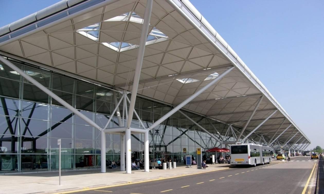 Συναγερμός στη Βρετανία - Εκκενώθηκε το αεροδρόμιο του Στάνστεντ