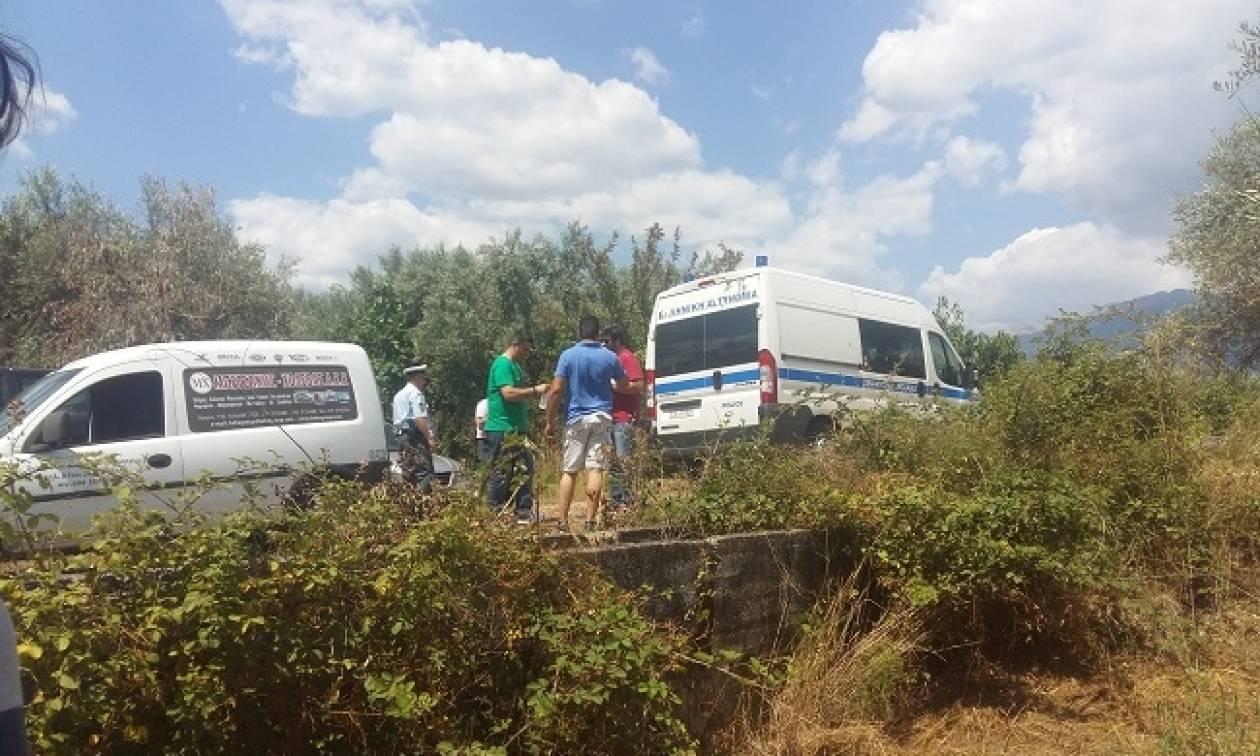 Αγρίνιο: Θρίλερ με ηλικιωμένο που βρέθηκε νεκρός με τραύμα στο κεφάλι! (pics)