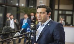 Σύνοδος Κορυφής: Τσίπρας - Υπάρχει δημοκρατικό έλλειμμα στην Ευρώπη