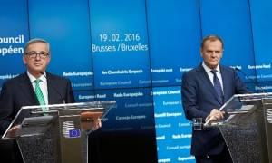 Σύνοδος Κορυφής - ΕΕ προς Βρετανία: Φύγετε τώρα, εμείς συνεχίζουμε ενωμένοι