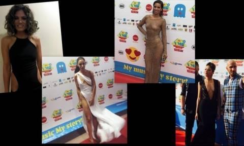 MAD Awards: Το τσιρκολίκι της γύμνιας! Παιδιά, στo Φάληρο είστε. Όχι στο L.A. (photos)