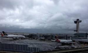 Εκκενώθηκε τερματικός σταθμός του αεροδρομίου «Τζον Κένεντι» στις ΗΠΑ