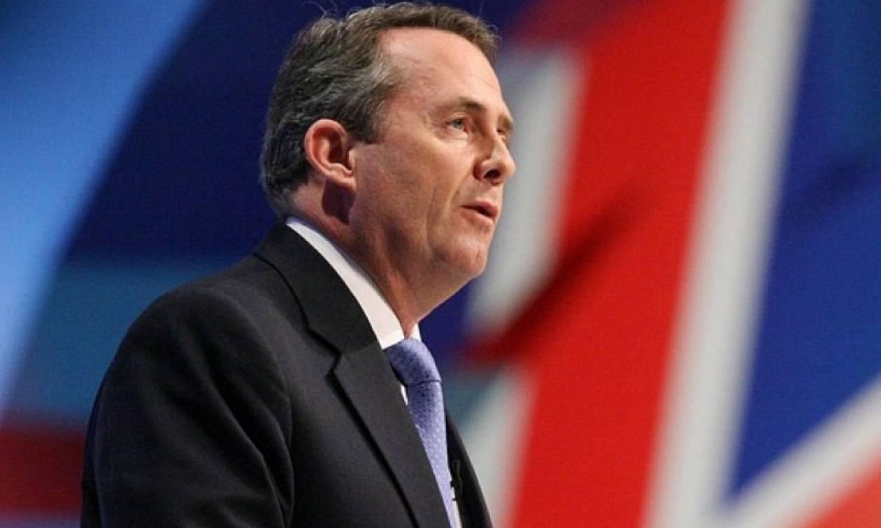 Βρετανία: Υποψηφιότητα για την ηγεσία των συντηρητικών βάζει ο πρώην υπουργός Άμυνας Λίαμ Φοξ