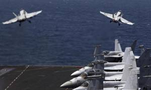 Σφοδρό χτύπημα των ΗΠΑ στο Ισλαμικό Κράτος - Τουλάχιστον 250 οι νεκροί