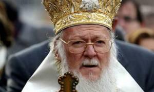Οικ. Πατριάρχης: Η βία δε λύνει τα προβλήματα, τα περιπλέκει και τα πολλαπλασιάζει