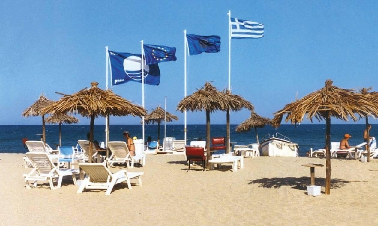 Μεσσηνία: Ποιες παραλίες «κέρδισαν» γαλάζια σημαία; (photos - video)