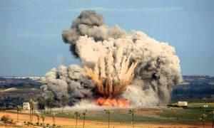 Μακελειό σε βομβιστική επίθεση κατά αστυνομικής αυτοκινητοπομπής στο Αφγανιστάν