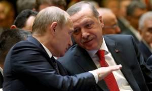 Τουρκία-Ρωσία: Οριστικοποιήθηκε η ημερομηνία συνάντησης Ερντογάν-Πούτιν