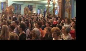 Η εορτή των Αγίων Αποστόλων Πέτρου και Παύλου στη Λάρισα