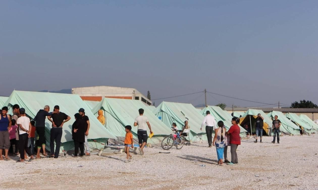 Κλιμάκιο του ΚΕΕΛΠΝΟ σε χώρους φιλοξενίας προσφύγων στην Κεντρική Μακεδονία