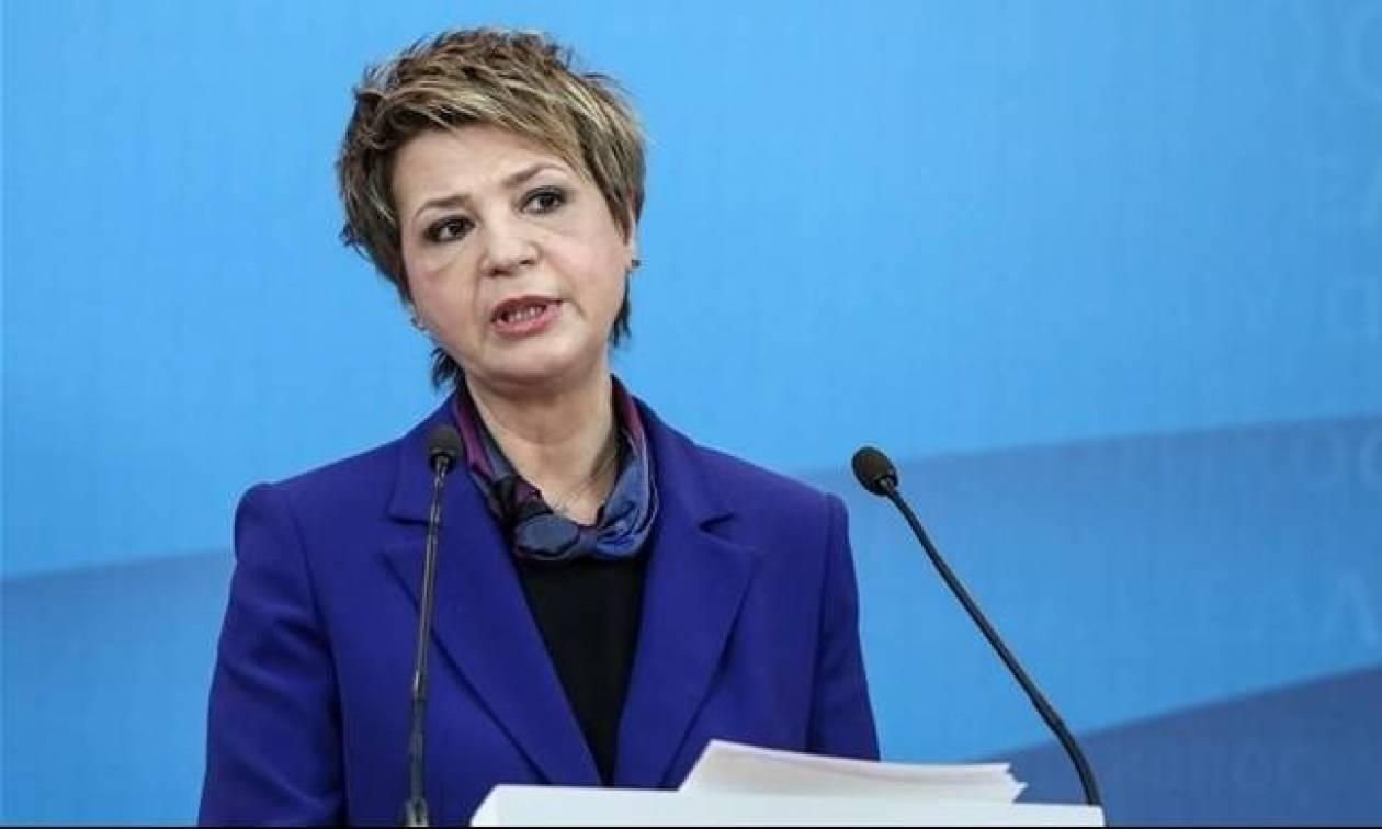 Γεροβασίλη: Η σύμβαση με την Cosco θα κυρωθεί κανονικά