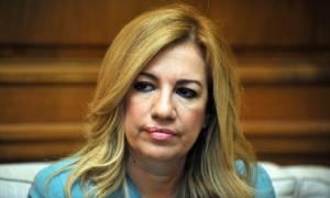 Γεννηματά: Ο κ. Τσίπρας παίζει πολιτικά παιχνίδια με τον εκλογικό νόμο