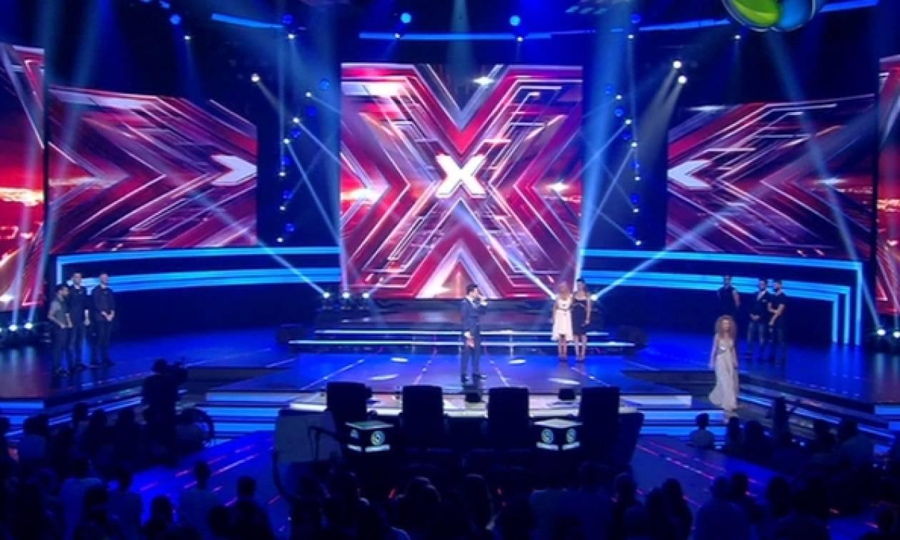 X-factor: Τι ψιθύρισε η Νωαίνα στην Πέγκυ Ζήνα την ώρα της αποχώρησής της;