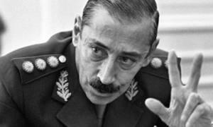 Σαν σήμερα το 1974 πέθανε ο δικτάτορας της Αργεντινής Χουάν Περόν