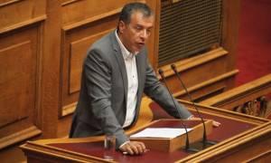 Θεοδωράκης: Κανένας δεν θέλει να έχει σχέσεις με ένα κράτος-παρωδία