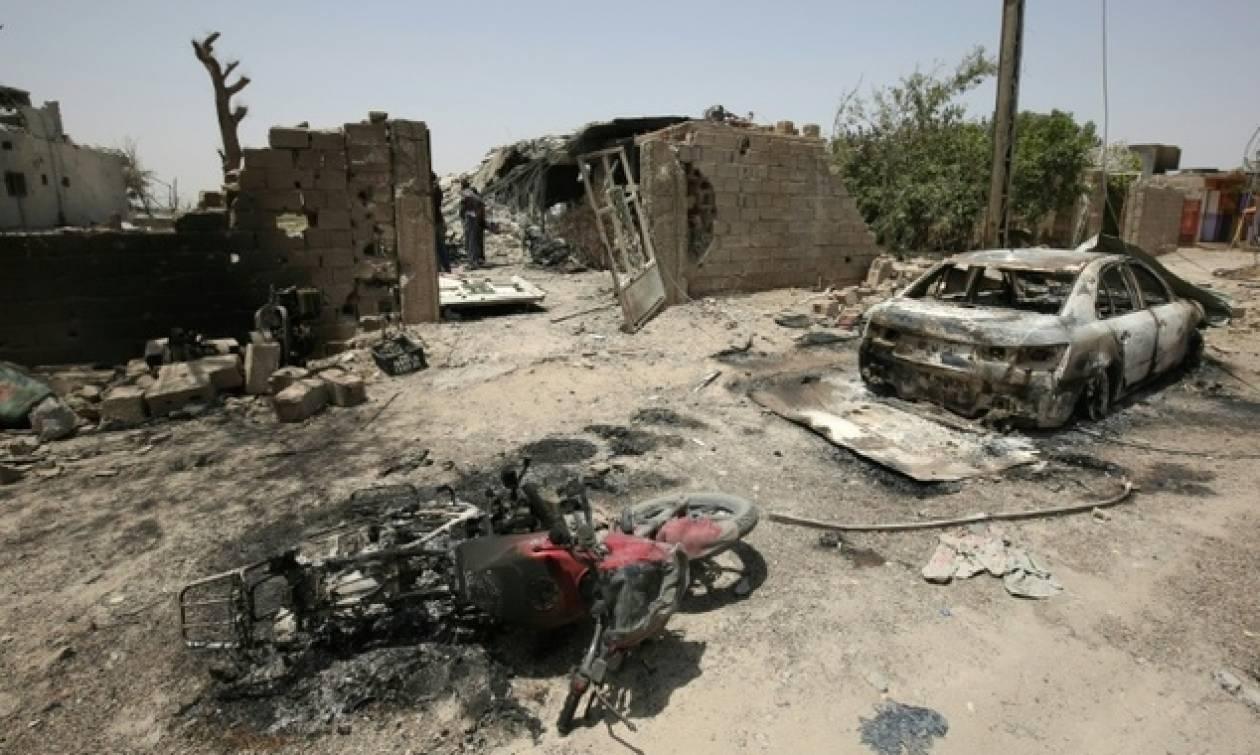 Ιράκ: Τουλάχιστον 200 οχήματα του ΙΚ καταστράφηκαν από αεροπορικές επιδρομές