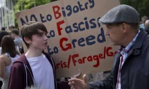 Brexit: Πάνω από 500% αυξήθηκαν τα εγκλήματα μίσους στη Βρετανία μετά το δημοψήφισμα!