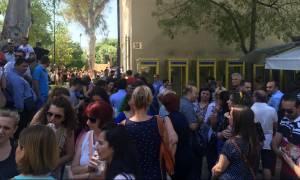 «Ημέρα Κρίσης» για το «Μαρινόπουλο» - Εμπόδια από το ελληνικό Δημόσιο (pics+vids)