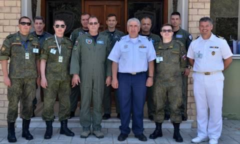 Επίσκεψη Ομάδας Ρώσων Επιθεωρητών στην 114ΠΜ