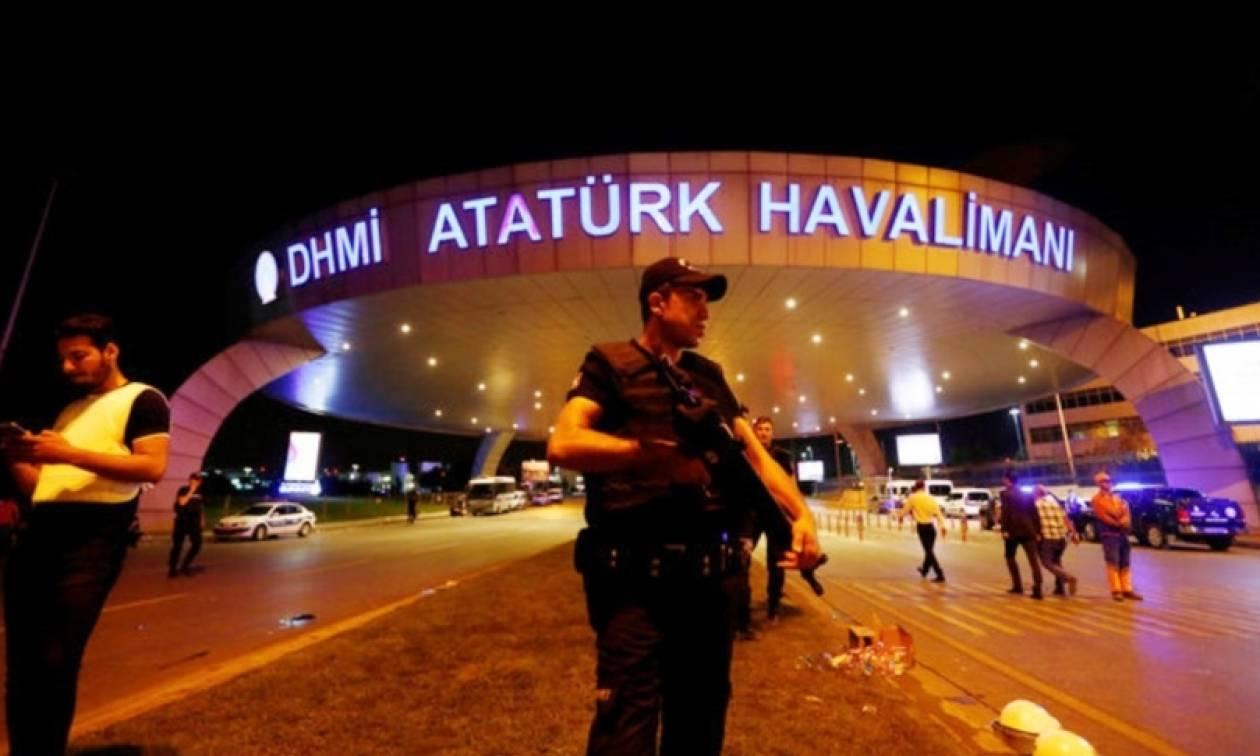 Τουρκία: Άλλες 11 συλλήψεις υπόπτων για την επίθεση στο αεροδρόμιο της Κωνσταντινούπολης