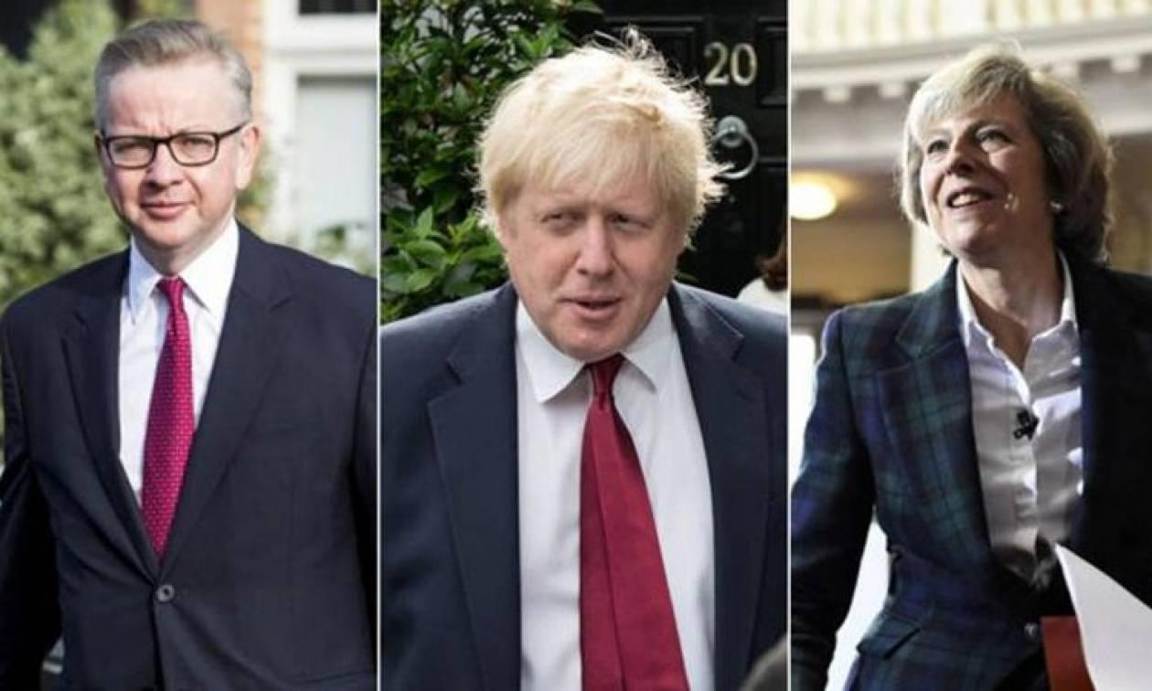 Brexit-Βρετανία: Μάχη διαδοχής σε τόνους σαιξπηρικού δράματος (Vid)