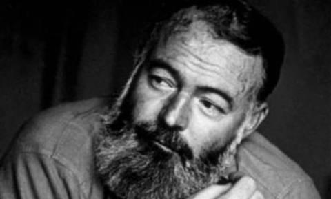 Σαν σήμερα το 1961 «έφυγε» ο αμερικανός δημοσιογράφος και συγγραφέας Έρνσεστ Χέμινγουεϊ