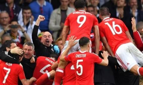 Ουαλία - Βέλγιο 3-1: Θυμίζουν κάτι από Ελλάδα