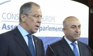 Πολιτική λύση στη Συρία θέλουν από κοινού Ρωσία και Τουρκία