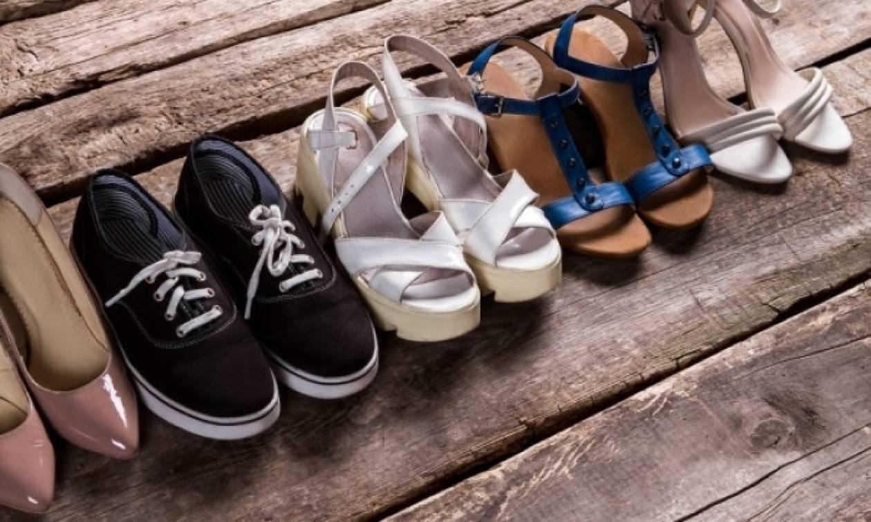 Οστεοαρθρίτιδα στα γόνατα: Ποια είναι τα κατάλληλα παπούτσια