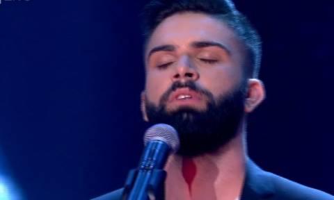 The X Factor: Ημιτελικός: Ανδρέας Λέοντας: Με ένα δυνατό ζεϊμπέκικο αλλά και…διαφωνίες