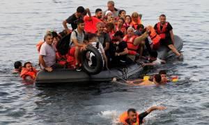 Τουλάχιστον 3.000 μετανάστες πνίγηκαν στην Μεσόγειο το πρώτο εξάμηνο του 2016