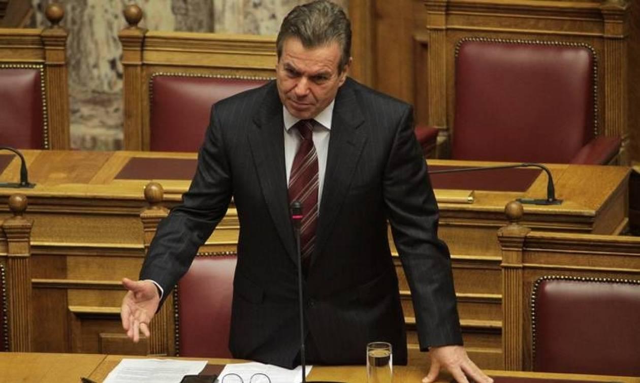 Πετρόπουλος: Οι επενδύσεις δεν ήρθαν στην Ελλάδα λόγω διαπλοκής