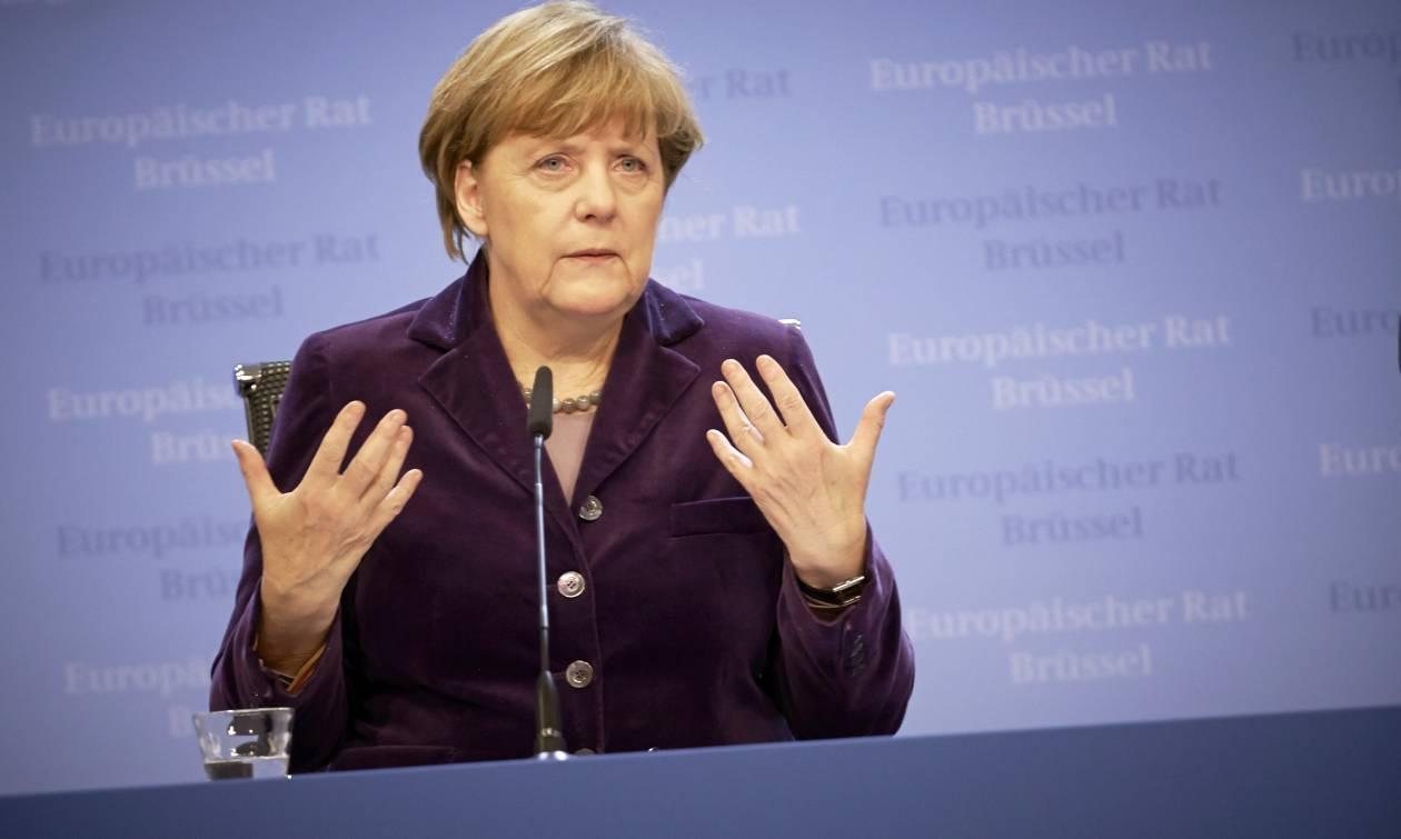 Μέρκελ για ΕΕ: Πρέπει να γίνουμε αποτελεσματικότεροι και καλύτεροι
