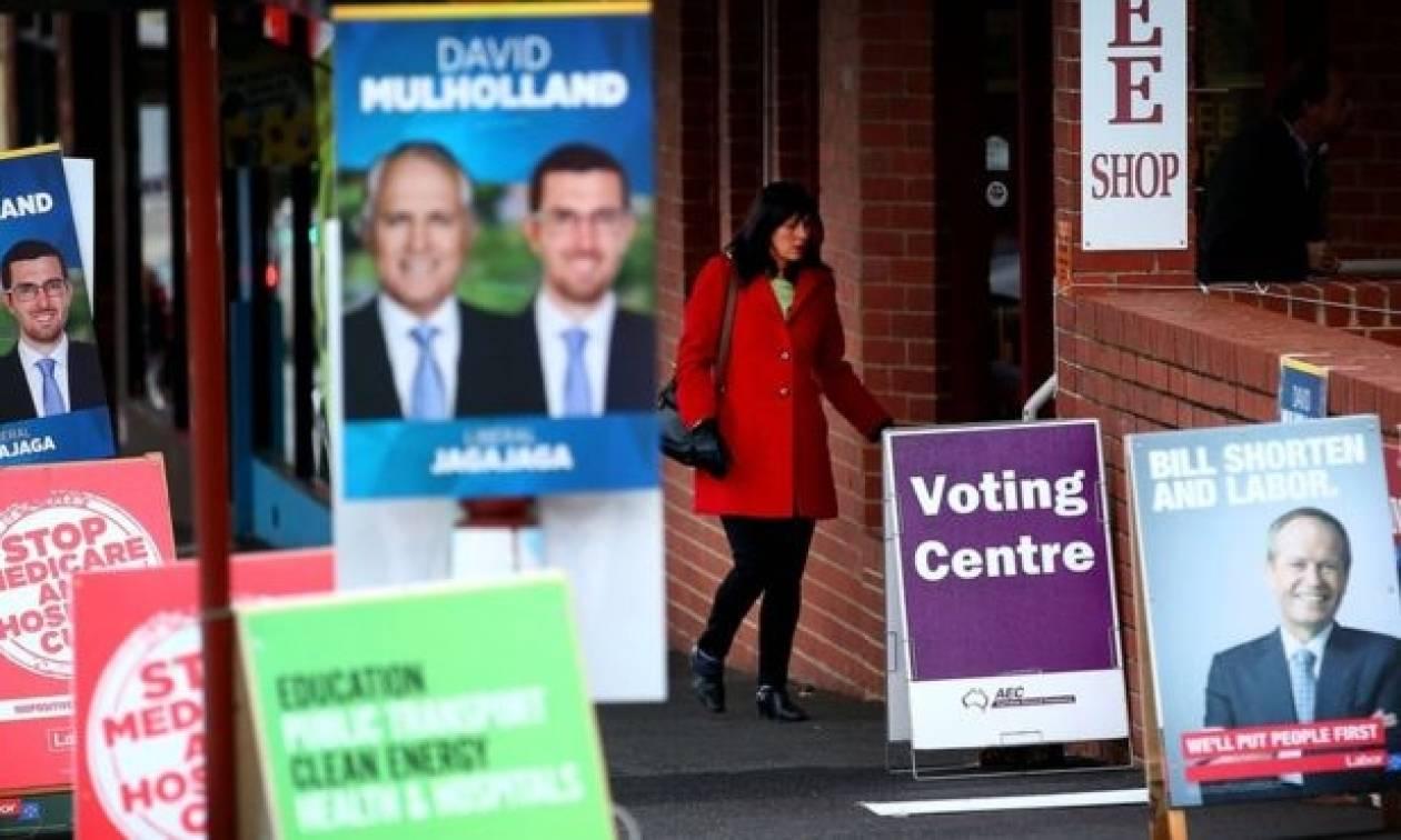 Αυστραλία: Προβάδισμα της αντιπολίτευσης με καταμετρημένο το 50% των ψήφων