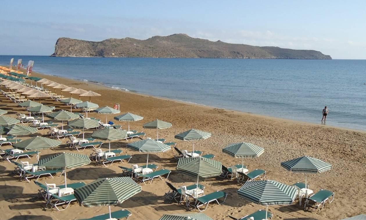 Χανιά: Αγώνας για την πάταξη του παραεμπορίου στην παραλία της Αγίας Μαρίνας