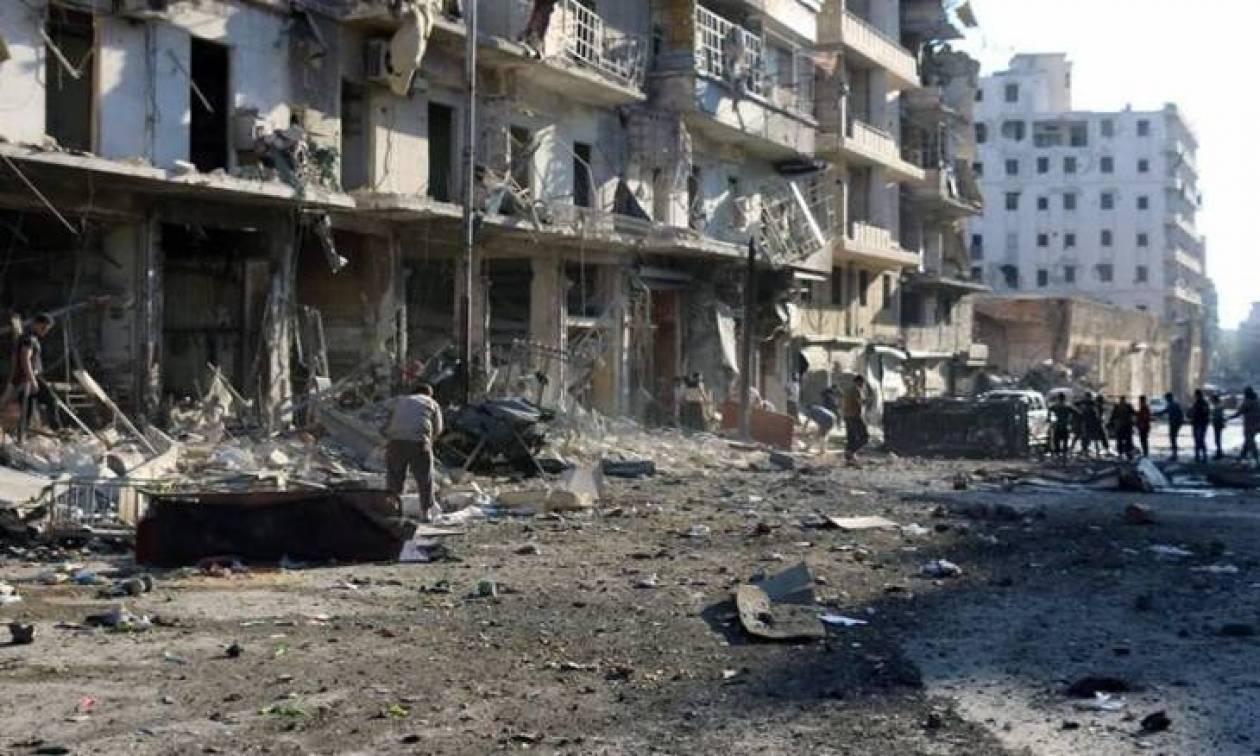 Συρία: Τουλάχιστον 30 άμαχοι νεκροί από βομβαρδισμούς σε προάστιο της Δαμασκού