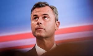 Αυστρία: Δημοψήφισμα εξόδου από την ΕΕ θέλει ο ακροδεξιός Νόρμπερτ Χόφερ
