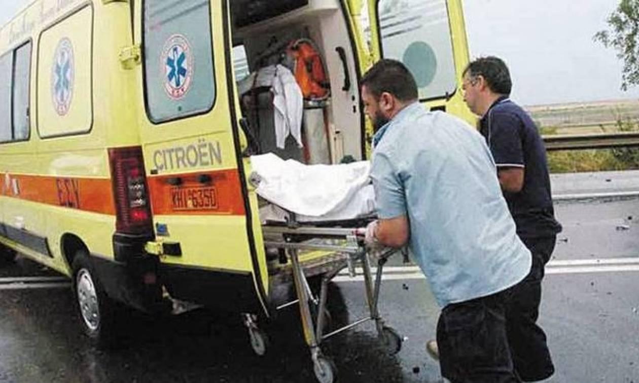 Ηράκλειο: Τραγικός θάνατος τουρίστα στην άσφαλτο