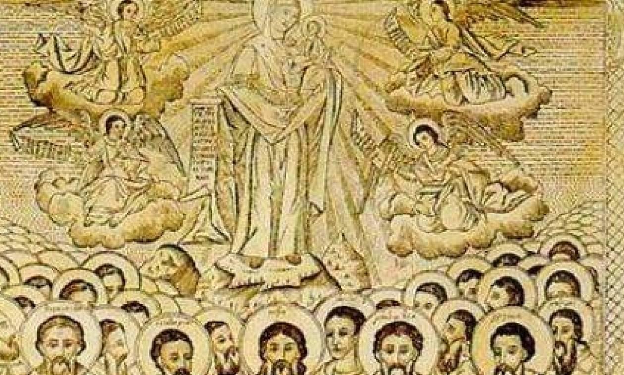 Εορτή της Σύναξης των Αγιορειτών Πατέρων