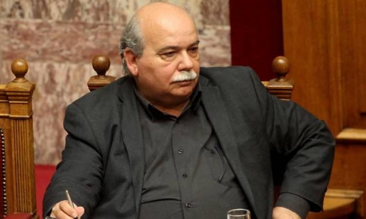 Βούτσης: Περιμένω από τα κόμματα της αντιπολίτευσης να αναλάβουν τις ευθύνες τους