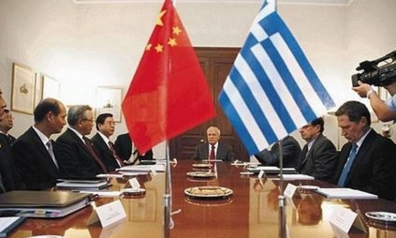 Ζου Σιαολί: Η συμφωνία με την Cosco είναι μόνο η αρχή»