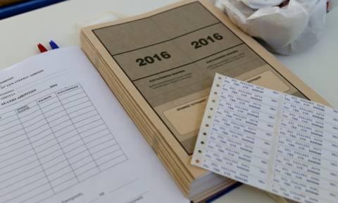 Πανελλήνιες 2016: Εβδομάδα «φωτιά» για τους υποψήφιους - Τι πρέπει να κάνουν