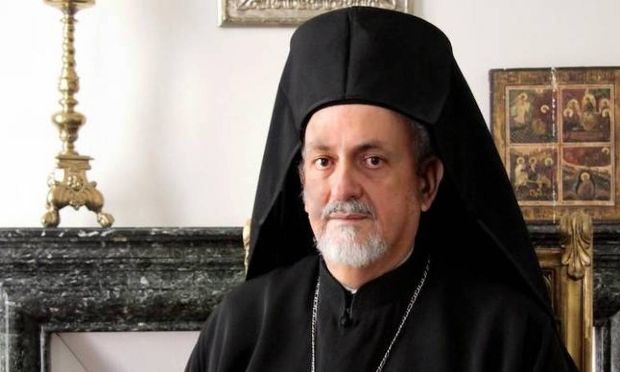Μητροπολίτης Γαλλίας:Ιστορικός σταθμός στην πορεία της Ορθοδόξου Εκκλησίας η Αγία και Μεγάλη Σύνοδος