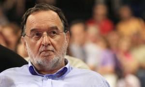 Λαφαζάνης: Κάθε κυβέρνηση που καταρρέει επιχειρεί να βρει ματαίως σωσίβιο