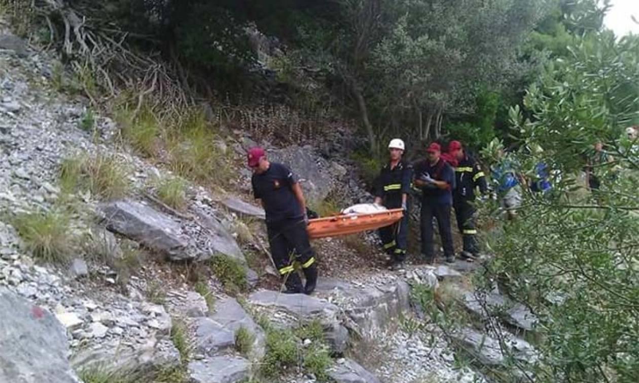 Θανάσιμος τραυματισμός άνδρα σε ορεινή περιοχή της Ελασσόνας