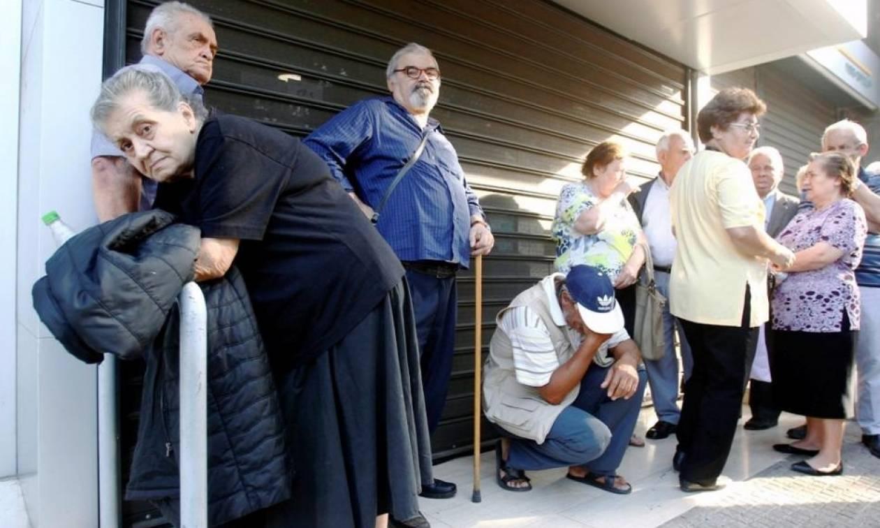 Αντιμέτωποι με άδειους λογαριασμούς οι συνταξιούχοι