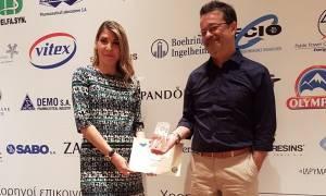 Pandora:Σημαντική διάκριση στα βραβεία Επιχειρηματικής Αριστείας «Diamonds of the Greek Economy 2016